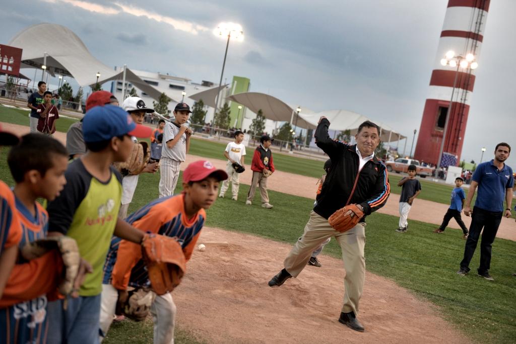 Previenen violencia y delito en Saltillo con actividades deportivas