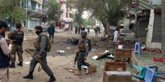Al menos 33 muertos en atentado suicida en Afganistán