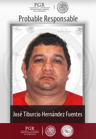 'El Gafe', impulsor de violencia en corredor de Matamoros: Rubido