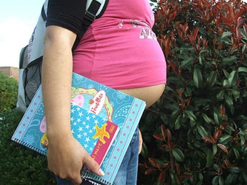 En Coahuila reportan embarazos en niñas desde los 10 años de edad