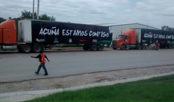 Se solidariza Club Santos Laguna con damnificados en Acuña