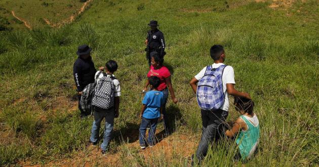 Se incrementa  aseguramiento de niños migrantes en Coahuila
