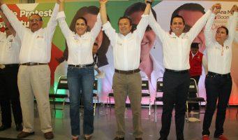 Asegura César Camacho que en Coahuila el PRI triunfará el 7 de junio