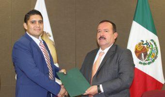 Nombran a Cristian Méndez Recio nuevo Comisionado de Seguridad
