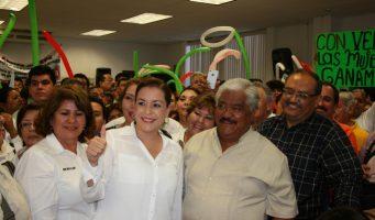 Tomará protesta Verónica Martínez como dirigente del PRI en Coahuila