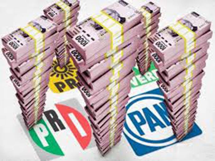 Solicitara el INE 6 mil 788 mdp en el anteproyecto de presupuesto para partidos políticos y candidatos independientes en 2018