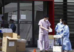 Hong Kong emite alerta roja para viajes a Corea del Sur