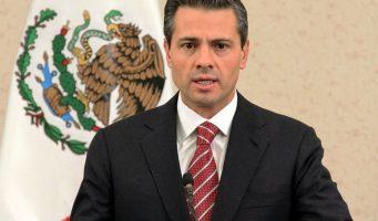 El presidente Enrique Peña Nieto veta la Ley 3de3