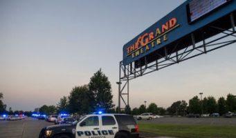 Tiroteo en cine de Luisiana deja dos muertos y varios heridos