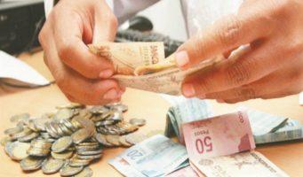 Cae 6 puntos salario de mexicanos en 5 años: INEGI