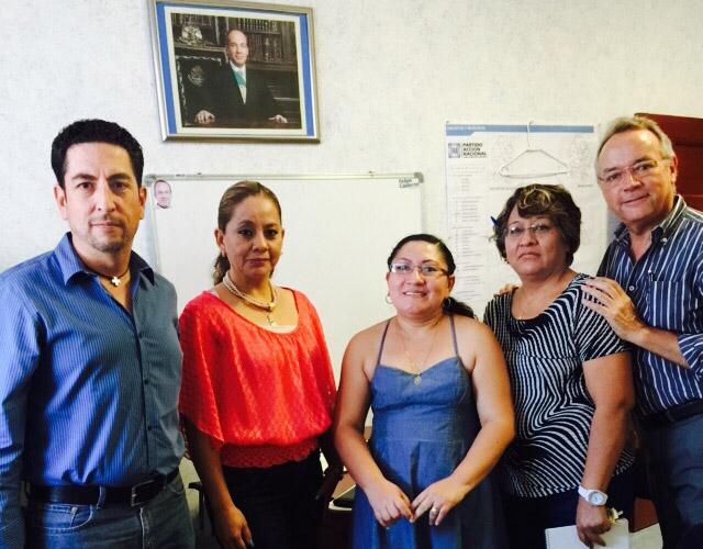 Instala PAN Comisión Auxiliar Estatal en Coahuila