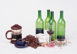 Chocolate, vino y café, ¿buenos para el corazón?