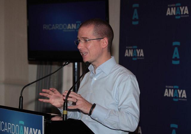 El cambio responsable ante el populismo es el PAN: Anaya