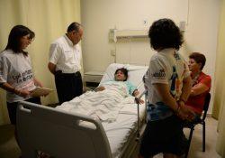 Atiende municipio a afectados por accidente en Mazapil