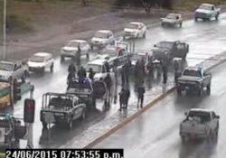 Ayudan cámaras de seguridad a detener presuntos delincuentes en Saltillo