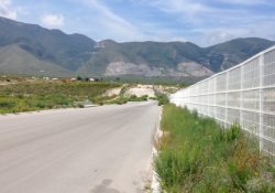 Crece invasión de terrenos en Arteaga, lotifican y construyen en área natural protegida