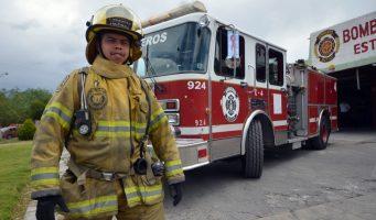¿Conoce a un bombero destacado? Propóngalo para recibir el Galardón Tláloc