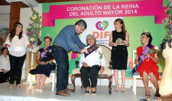 DIF Torreón busca nueva Reina del Adulto Mayor 2015