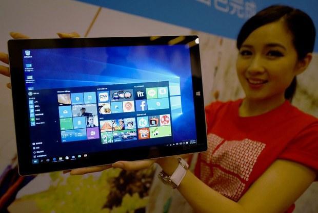 Microsoft lanza nuevo sistema operativo Windows 10