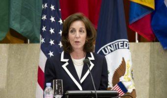 Senado de EU evalúa nominación de embajadora en México
