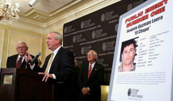 'El Chapo' será nuevamente declarado enemigo de Chicago