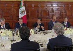 México defiende estabilidad económica: Peña