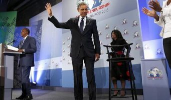 Obama se declara orgulloso de ser el primer presidente de EEUU que visita Kenia
