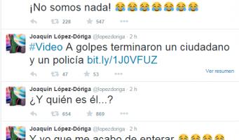 ¿Y quién es él? responde López Dóriga a periodista de Coahuila