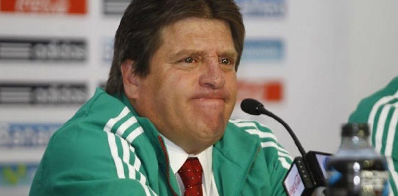 Miguel Herrera destituido como técnico de selección mexicana
