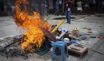 México anula elecciones en Tixtla, el poblado donde se encuentra la escuela de Ayotzinapa