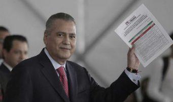 Beltrones, nuevo dirigente nacional del PRI