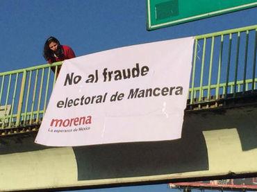 Morena inicia campaña contra presunto fraude en DF