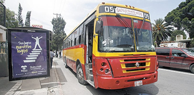 Rechaza comercio incremento a tarifa de rutas intermunicipales