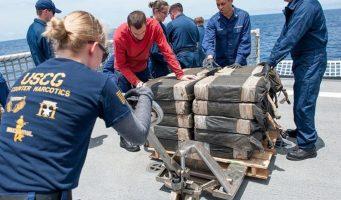 Cárteles optan por vía marítima ante control de frontera: EU