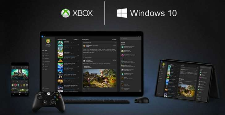 Windows 10 llegará a Xbox One en noviembre