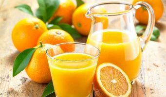 Zumo de naranja, energía para arrancar el día