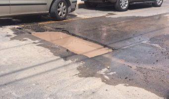 Reporte de pozo en Zona Centro