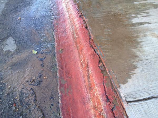 Fuga de agua Colonia Morelos