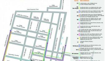 Cerrarán cruce de Allende y Aldama por obras en Centro Histórico