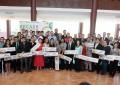 Entregan a 52 jóvenes Coahuilenses becas de posgrado al extranjero 2015
