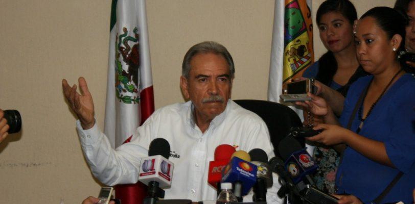 Exige Noé Garza disculpa pública al Secretario de Gobierno