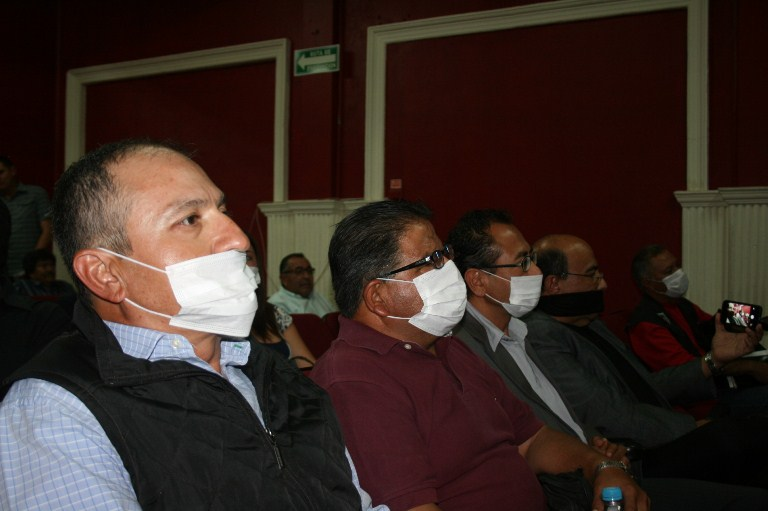 Protestan periodistas en Coahuila por abusos de PGR