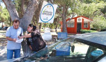 Multan a cinco en Saltillo por vehículos contaminantes