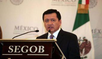 Osorio Chong llama al trabajo coordinado de gobiernos