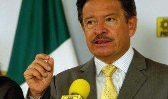 Navarrete hace oficial su renuncia a la dirigencia del PRD