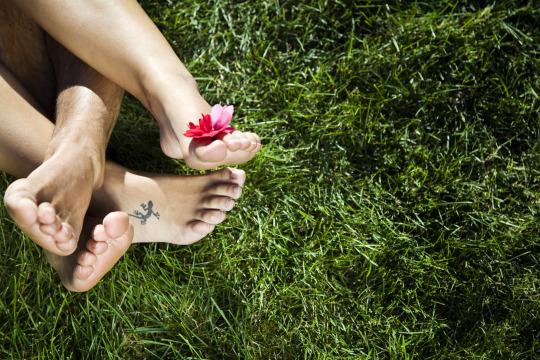 Los pies, reflejo de la personalidad y la salud, pero también de lo que siente por ti