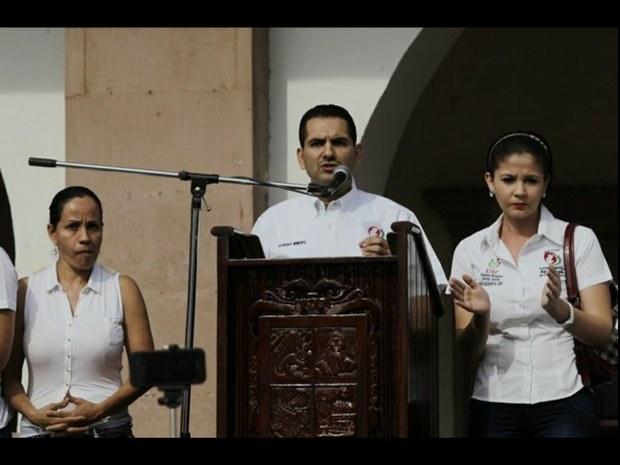 Liberan al ex alcalde de Apatzingán