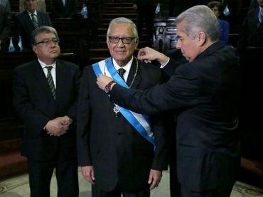 México manifiesta apoyo a nuevo presidente de Guatemala