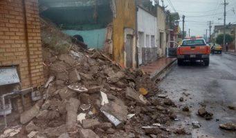 Atienden 81 emergencias en Saltillo por lluvia de primer frente frío