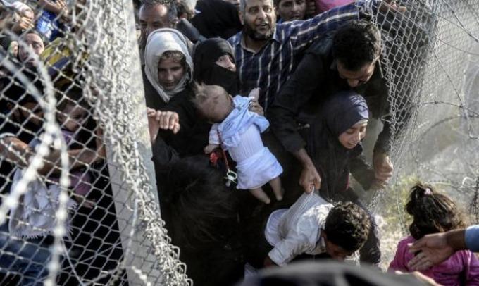 Desde México es posible ayudar a los refugiados en Europa